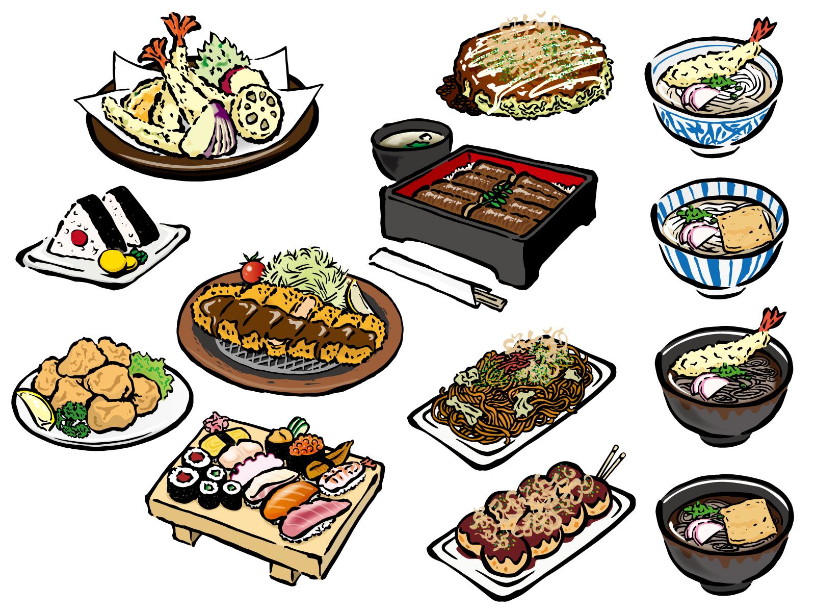 【高齢者の好きな食べ物】高齢者が好む食べ物ラン …