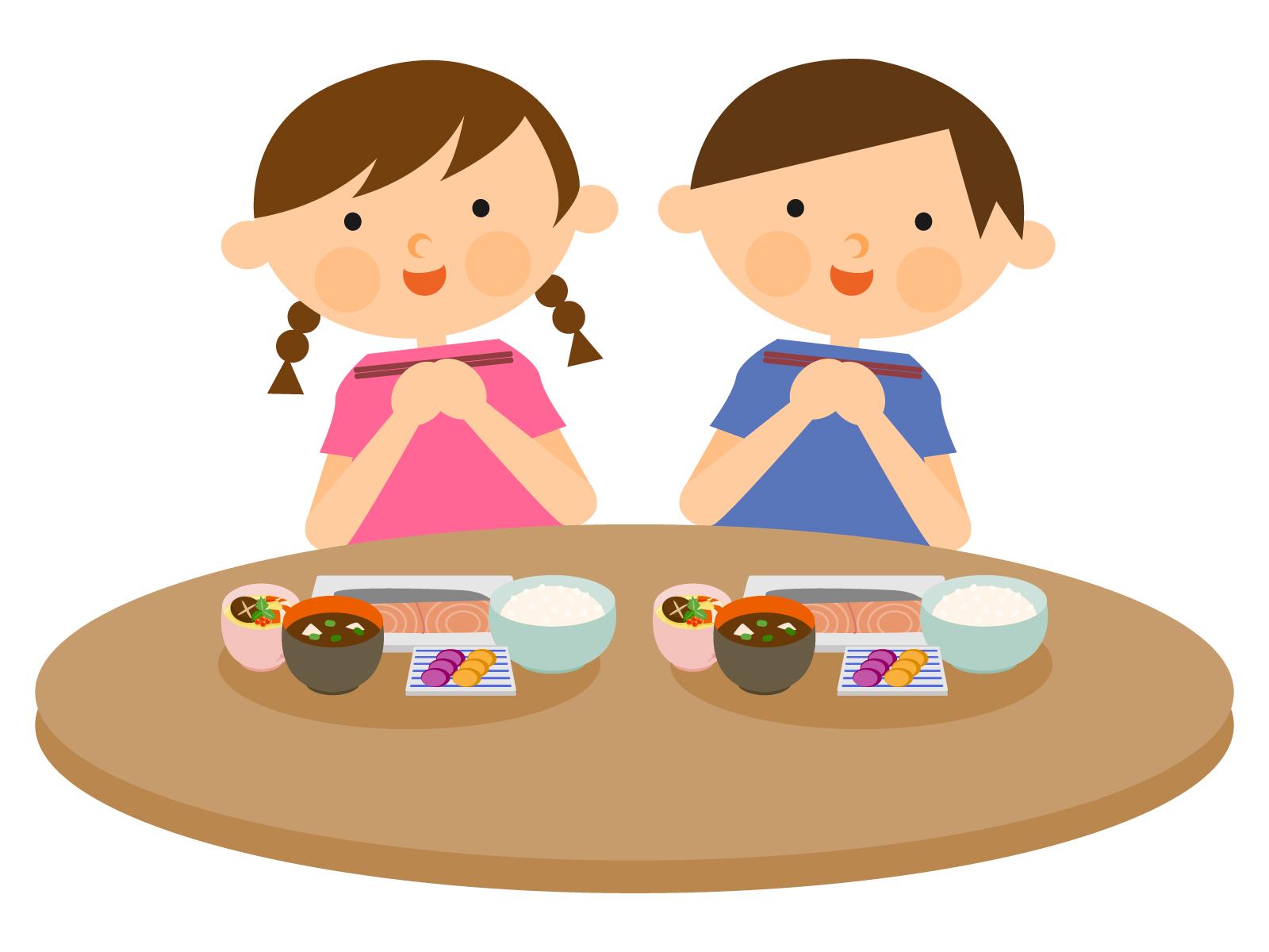 【食事のマナークイズ20問】子ども向け!!和食テーブルマナー等の食育問題!