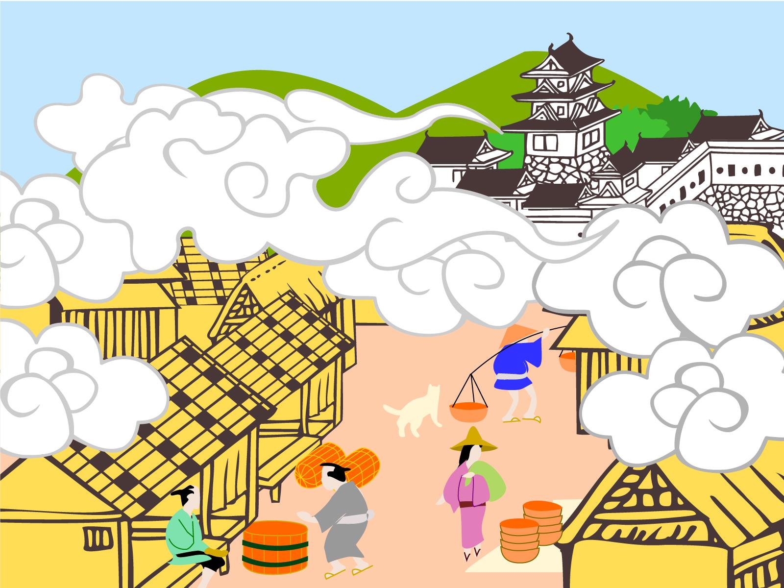 【歴史人物クイズ 全30問】小学生向け!!日本の偉人を当てろ!おもしろ三択問題