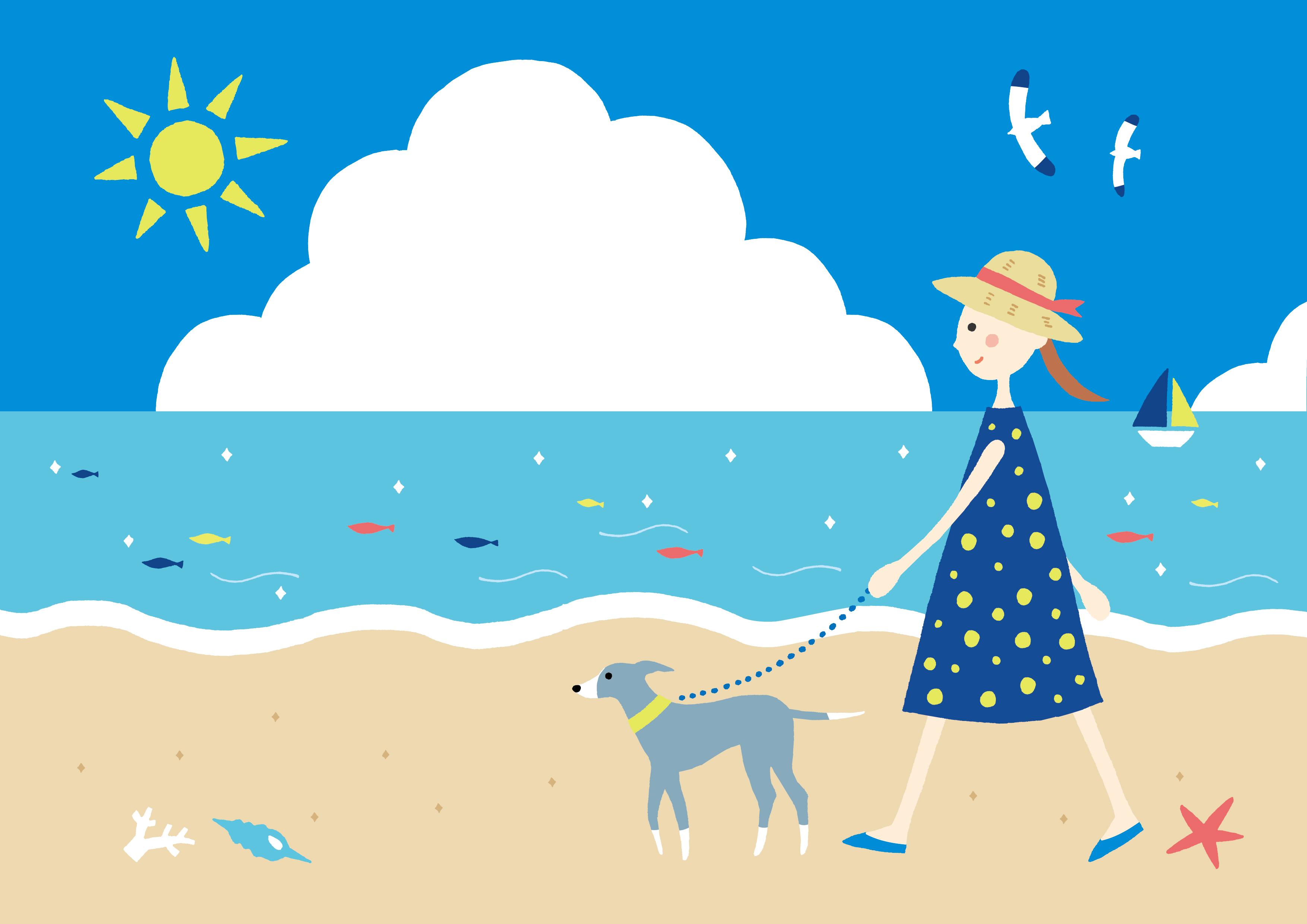 【海に関するクイズ20問】子どもから高齢者まで楽しめる!!おもしろ三択問題!