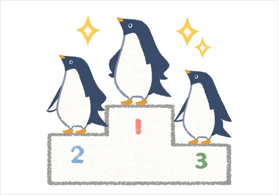 【ランキングクイズ 20問】高齢者向け!!おもしろい雑学三択問題を紹介