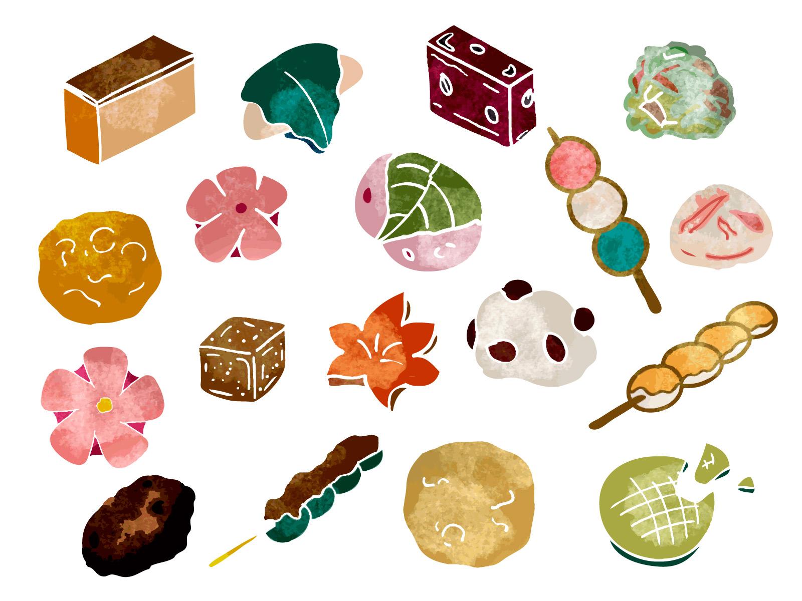 【お年寄りの好きなお菓子15選】高齢者が喜ぶ!!食べやすい&懐かしいものを紹介