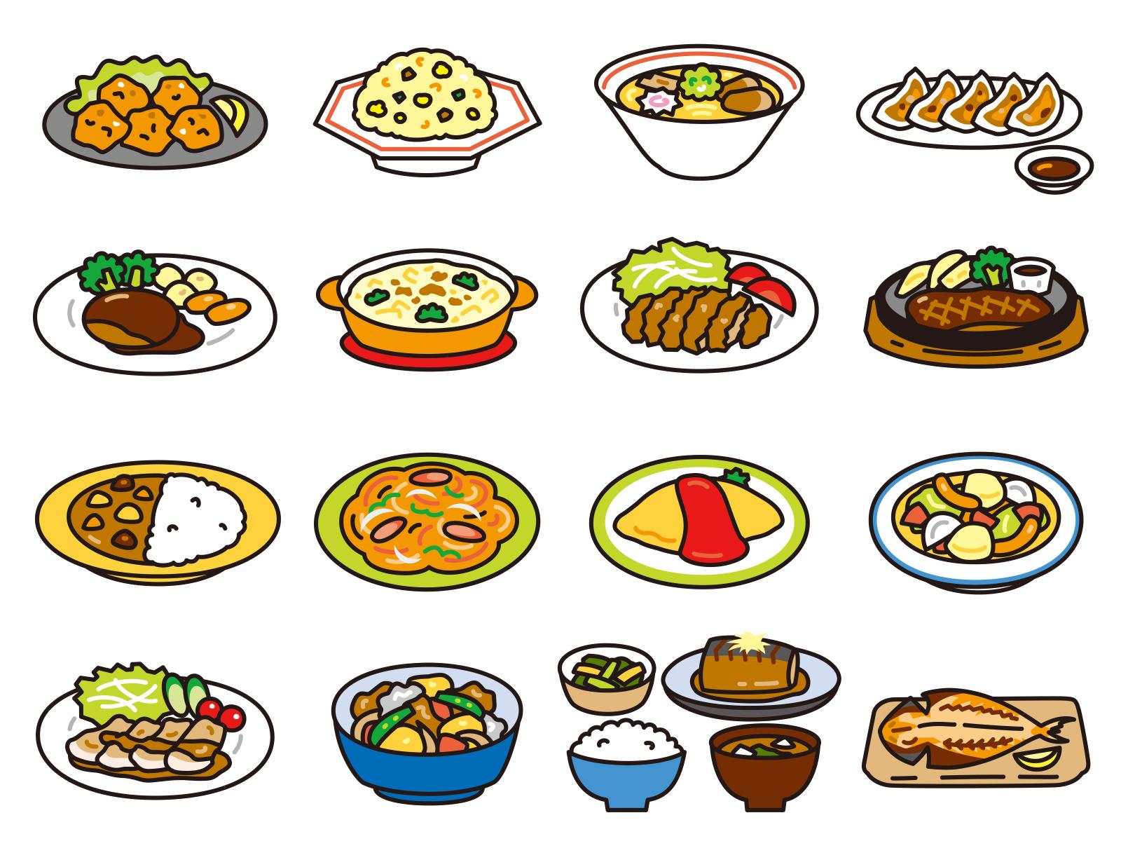 【食べ物並び替えクイズ全30問】簡単&難問!!高齢者向けのおすすめ問題を紹介!