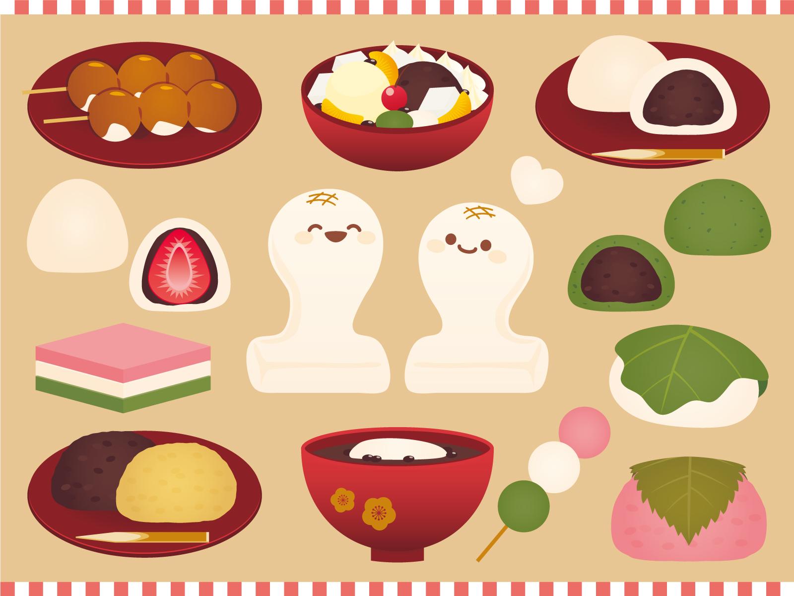 【高齢者向けおやつレク】簡単!!春(3・4・5月)におすすめの手作りお菓子を紹介!